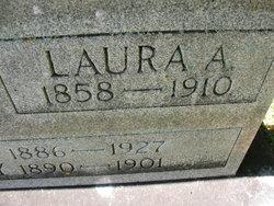 Laura Adoline <I>Satterfield</I> Shook