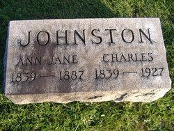 Ann Jane <I>McCausland</I> Johnston