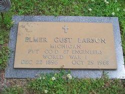 Elmer Gust Larson