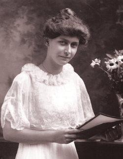 Agnes Cecilia <I>Palla</I> Schram