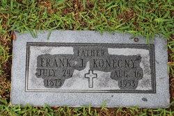 "Frank Joseph ""Joe"" Konecny"