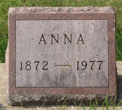 Anne Minnie <I>Kress</I> Arnold