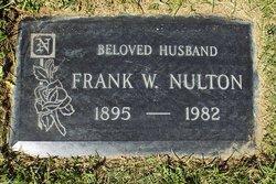 Frank William Nulton