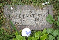 David P. Matuszak