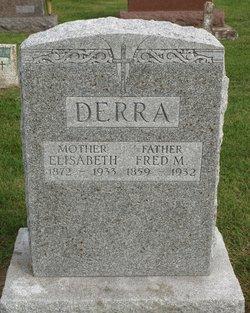 Fred M Derra