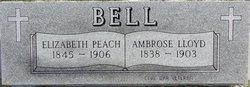 Elizabeth A. <I>Peach</I> Bell
