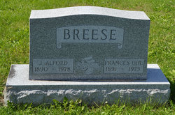 Mary Frances <I>Uhl</I> Breese