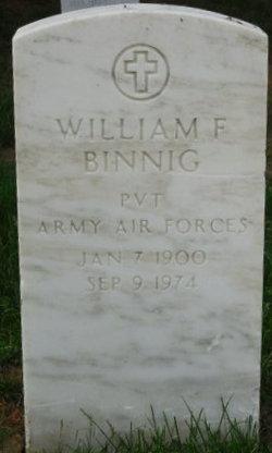 William Francis Binnig