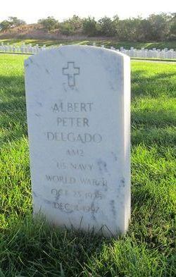 Albert Peter Delgado