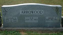 Charles A Arrowood
