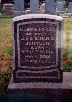 Eleanor Burges Johnson