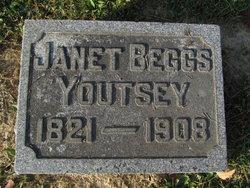 Janet <I>Beggs</I> Youtsey