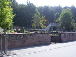 Friedhof Erlenbach bei Dahn