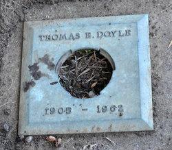 Thomas E Doyle