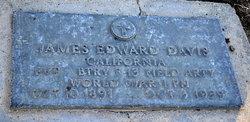 James Edward Davis