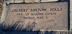 Gilbert Milton Hills
