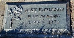 Marie K Pflueger