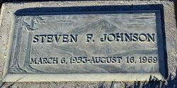 Steven F Johnson