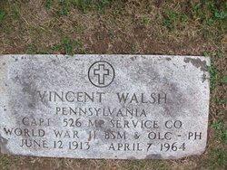 Capt Vincent Walsh