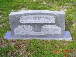 Elfrey <I>Williams</I> Hickman
