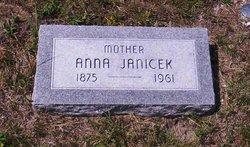 Anna <I>Kolar</I> Janicek