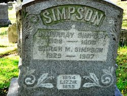 Sarah M <I>Glasgow</I> Simpson