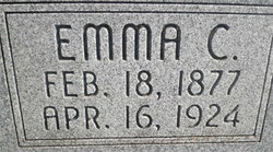 Emma Catherine <I>Minkenberg</I> Dwerlkotte