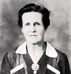 Clara Klara Anna E. <I>Weissinger</I> Lochner