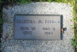 Martha E. <I>Mowers</I> Fisher