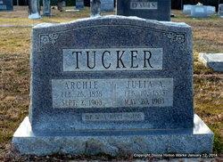 Archie Tucker