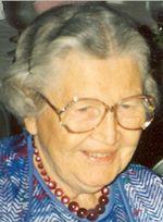 "Mildred Sophie ""Mid"" <I>Loe</I> Zalewski"
