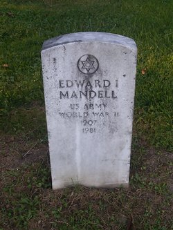Edward Isaac Mandell