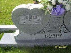 Rev Jessie Lee Gordy