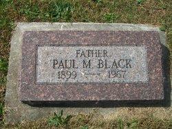 Paul Merill Black