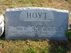 Ida E Hoyt