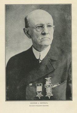George Alvin Newman