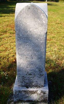"""Ferdinande R. """"Baby"""" Johnson"""