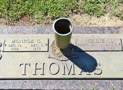 Nollie <I>Newton</I> Thomas