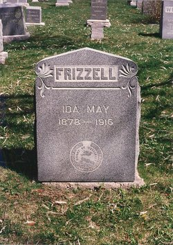 Ida May <I>Scott</I> Frizzell