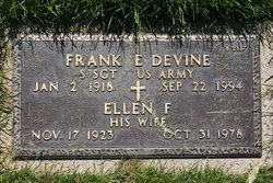 Frank E. Devine