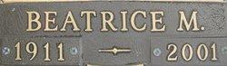"Beatrice Elizabeth ""Bea"" <I>McGuire</I> Bolick"