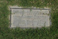 Grace Margaret <I>Forbes</I> Cameron