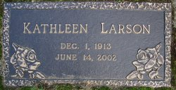 Kathleen Mae <I>Mittan</I> Larson