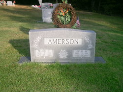 Mrs Mandy J. <I>Jamerson</I> Amerson