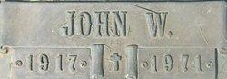 John Wesley Sherrill