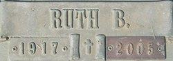 Ella Ruth <I>Beam</I> Sherrill
