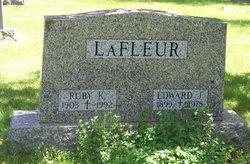 Ruby K. <I>Lane</I> LaFleur