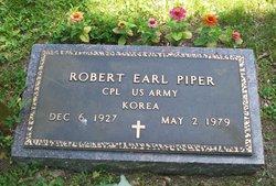 Robert Earl Piper