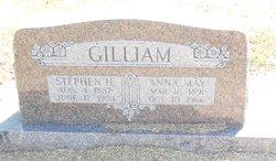 Anna May <I>Henry</I> Gilliam