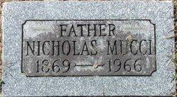 Nicholas Mucci